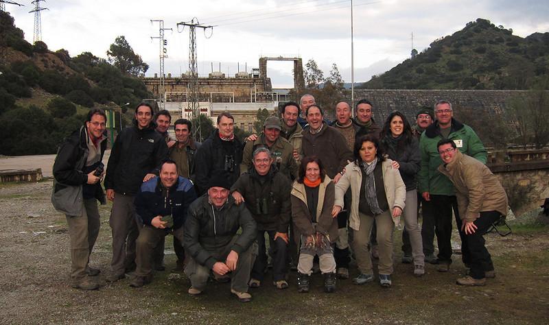 Sierra Morena. Enero 2011