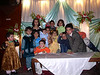 "One group of other ""kid guests"" at the wedding party."