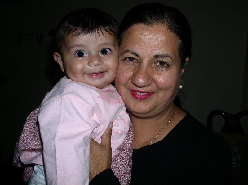 Anisa Marium and Soraya Kayoumy