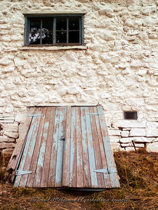 """Cellar Doors"" Frijole Ranch-Guadalupe Mountains National Park, Texas"