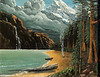 "Yosemite, California<br /> 24""x 18""<br /> oil on canvas<br /> 2006<br /> <br /> reserved"