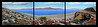 "Pyramid Lake, Nevada<br /> 120""x 36""<br /> oil on canvas<br /> 2007<br /> <br /> (medium resolution version)"