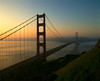 Golden Gate Bridge sunset