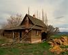 Shaniko cabin