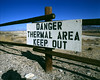 Danger, Keep Out