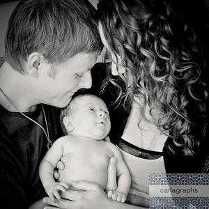 New Family bw SQUARE crop-