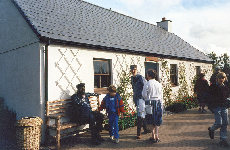Para Handy's cottage