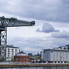 "Although the famous Stobcross Crane (often incorrectly called the Finnieston Crane) still dominates the scene in Finnieston many new residential, hotel and commercial developments in the close proximity have certainly reduced its visual impact as viewed from Mavisbank Quay - compare this picture with another taken from a very similar position taken 20 years earlier during the Garden Festival at:<br /> <br /> <a href=""http://pudzeoch.smugmug.com/gallery/5191499_5SFuX/9/316958179_KBrz9#314875237_idQsn"">http://pudzeoch.smugmug.com/gallery/5191499_5SFuX/9/316958179_KBrz9#314875237_idQsn</a>"