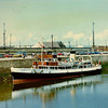 In 1978 the small motorship Queen of Scots brought the Prince's Dock back to life by offering a programme of excursions from berth No 29 in front of Govan Town Hall. However, these sailings did not attract sufficient custom to be viable and the venture was short-lived