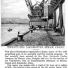 "Apart from the 130 ton steam crane on the west quay wall and a 25-ton coal wagon tipping crane on the south quay a total off 44 dockside cranes of various sizes were provided by the Clyde Navigation Trust. These cranes and the hydraulic power station that provided energy to drive them are described at:<br /> <br /> <a href=""http://pudzeoch.smugmug.com/gallery/5191499_5SFuX#316957208_2z7j5"">http://pudzeoch.smugmug.com/gallery/5191499_5SFuX#316957208_2z7j5</a><br /> <br /> Some of the early cranes installed on the quays of the south basin can be seen at this link:<br /> <br /> <a href=""http://www.mitchelllibrary.org/virtualmitchell/image.php?i=16397&r=2&t=4&x=1"">http://www.mitchelllibrary.org/virtualmitchell/image.php?i=16397&r=2&t=4&x=1</a><br /> <br /> In addition shipping companies allocated sections of the dock for their exclusive use provided their own dockside cranes. The article above describes a 20 ton steam crane built by Chaplin of Govan for the Allan Line which occupied most of the North Basin of the Prince's Dock"
