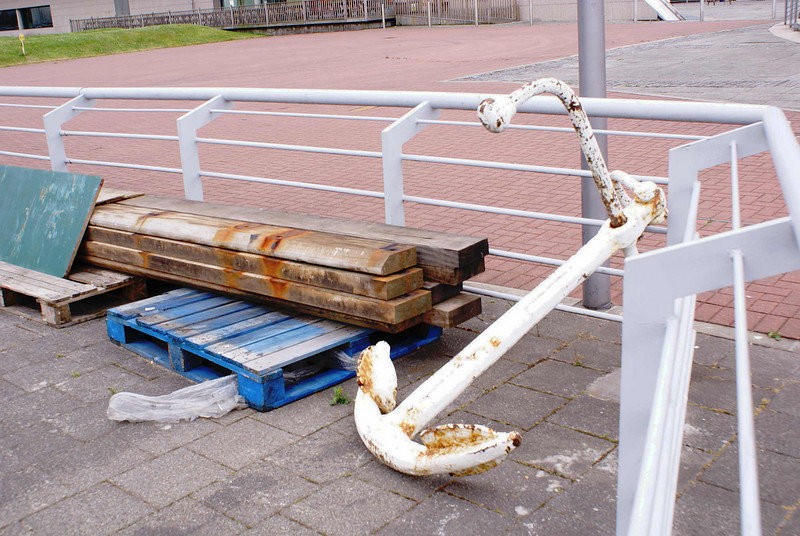 Nowadays there are few signs of its illustrious maritime past between berth No 1 and Berth No 85 in Glasgow harbour.