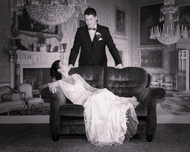 Bridal Suite, Moat House Acton Trussell - Wedding Photographer Staffordshire