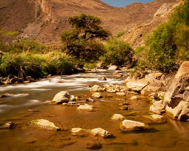 River Near Llamac