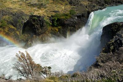 Salto Grande Falls & Rainbow