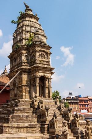 Siddhi Luxmi Stone Temple