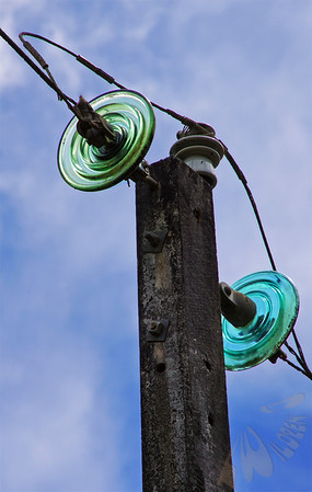 Old Style Insulators