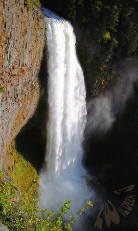 Cascade Waterfall