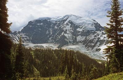 North Side of Rainier