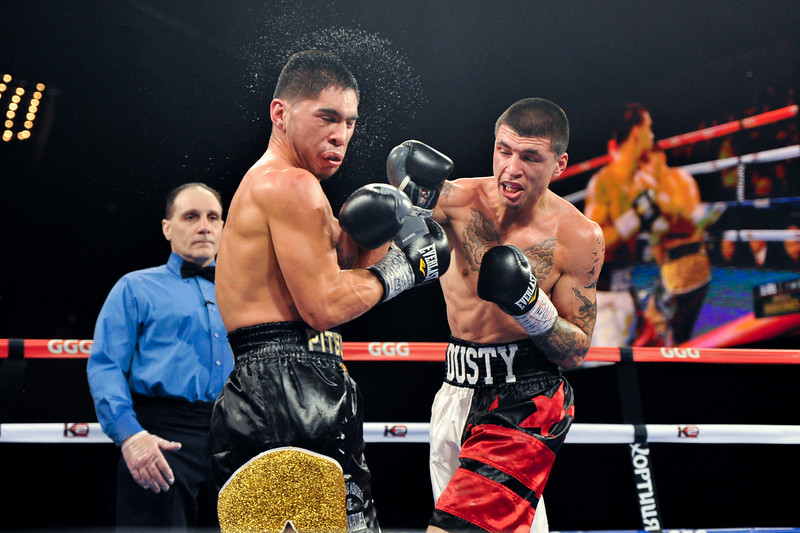BOXING 2013 - Dusty Hernandez Harrison vs. Josh Torres