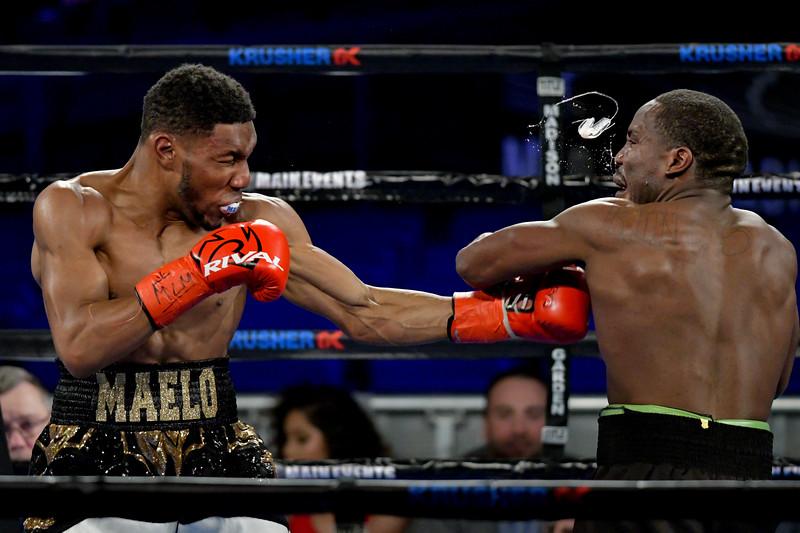 Boxing 2018 - Ismael Villarreal vs. Anthony Woods