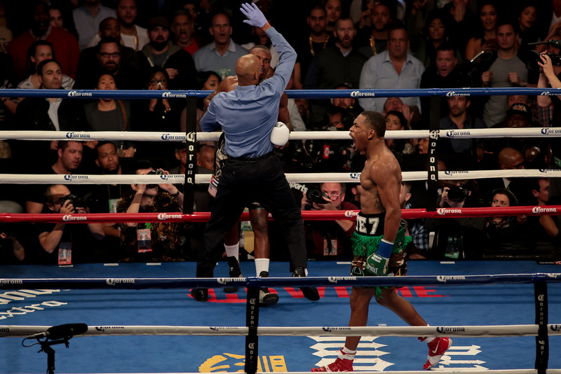Boxing 2015 - Danny Jacobs defeats Peter Quillin by First Round TKO