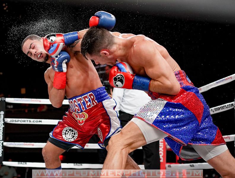 Boxing 2019 - Chris Algieri Defeats Daniel Gonzalez by Unanimous Decision