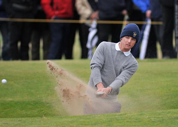 2011 Golf The Walker Cup Match Royal Aberdeen Sep 11th