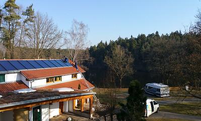 Solaranlage undicht Dickert