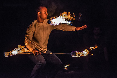 Intense Fire 1