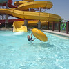 Took Jaydie and a friend (Kelby) to Dry Town Waterpark - he is so brave going down those huge slides...