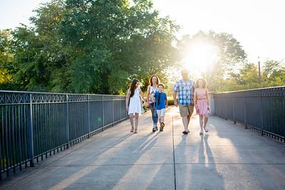 Family Walk-9323