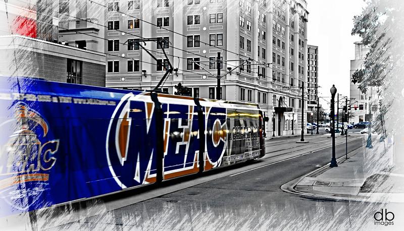 MEAC Lightrail on Plume Street
