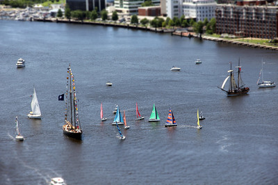 Mini Parade of Sails - Harborfest 40