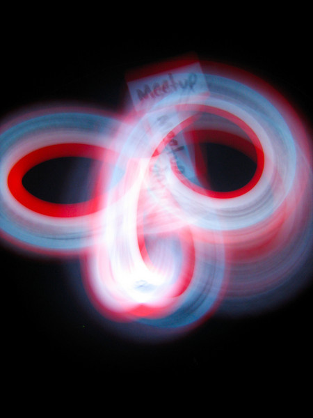 Camera Toss - Meetup.com Logo
