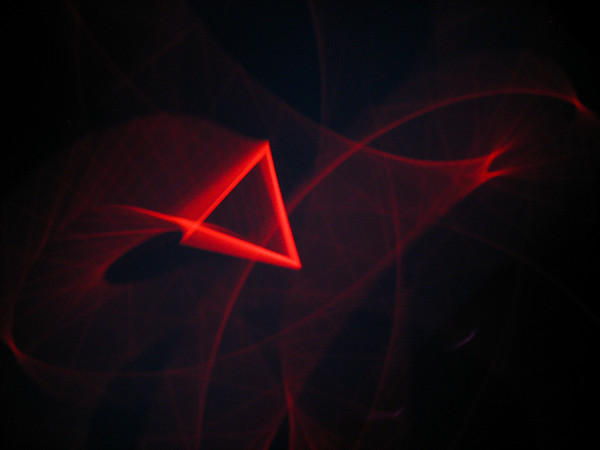 Camera Toss - Triangle
