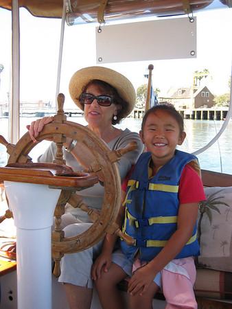 Fun in Oxnard - July, 2009