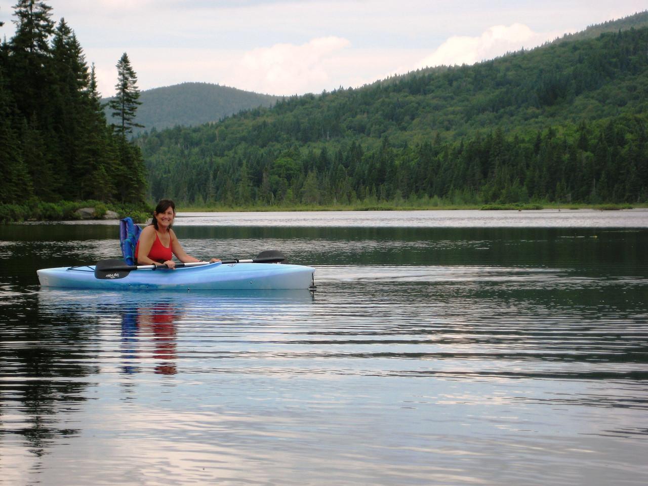 Kayaking Scott Bog