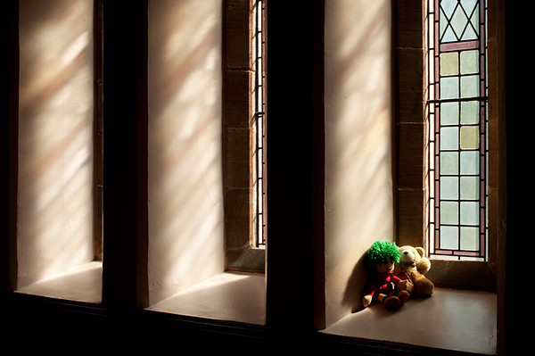 Ballymena Methodst Church, Reception Foyer