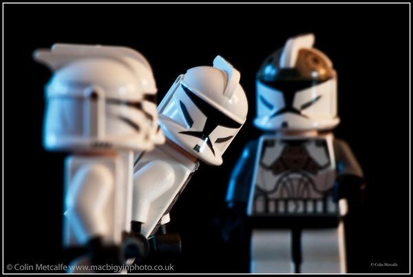 Look Mom, I'm a Stormtrooper