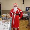 Father Christmas at 2007 Christmas Fayre