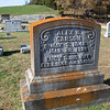 Alex Carson headstone from 1921