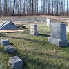 Future gravesite of Wendell Henry Sweitzer, adjacent to his parents and Grandparents burial lots.