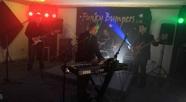 Funky Bumpers 4.12.12