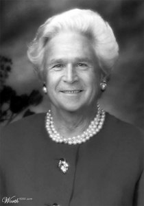 Ma Bush