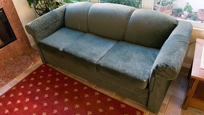 Queen Sofa Sleeper W x D x H: 84' x 36' x 33'
