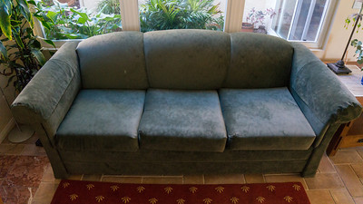 Queen Sofa Sleeper W x D x H: 84' x 36' x 33'