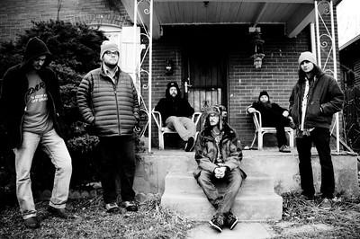 Mile Marker: Futurebirds. Photos by Glenn Ross, heyreverb.com.