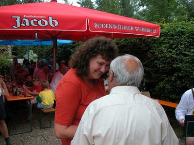 """Jubiläumsfest Sa 24.07.04; Gutenkunst"""""""