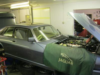 G12TWR Factory 6 litre TWR XJR-s coupé