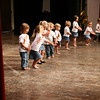 The 2-year old class gives the opening act at the GAC dance recital.<br /> <br /> Photo by Chris Rourke